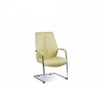 Конференционное кресло Sonata CF/LB steel chrome (Соната)