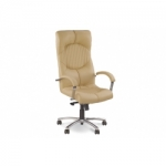Кресло руководителя - Germes steel chrome