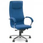 Кресло руководителя - Nova steel chrome