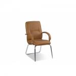 Кресло руководителя - Star steel CFA LB chrome