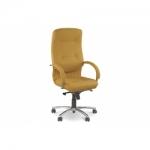 Кресло руководителя - Apollo steel chrome