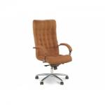 Кресло руководителя - Lord steel chrome