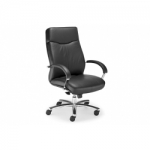 Кресло руководителя Rapsody steel chrome (Рапсодия)