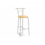Барный стул Tina hoker chrome (Тина хокер)