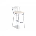 Барный стул Neron hoker chrome (Нерон хокер)