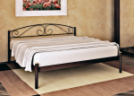 Металлическая кровать VERONA Метакам