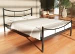 Металлическая кровать Sakura Метакам