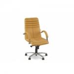 Кресло руководителя - Galaxy steel LB chrome