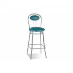 Барный стул Tiziano hoker chrome (Тизиано хокер)