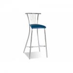 Барный стул Baleno hoker chrome (Балено хокер)