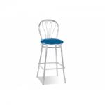 Барный стул Venus hoker chrome (Венус хокер)