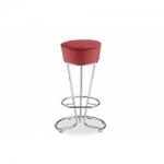Барный стул Pinacolada hoker chrome (Пиноколода хокер)